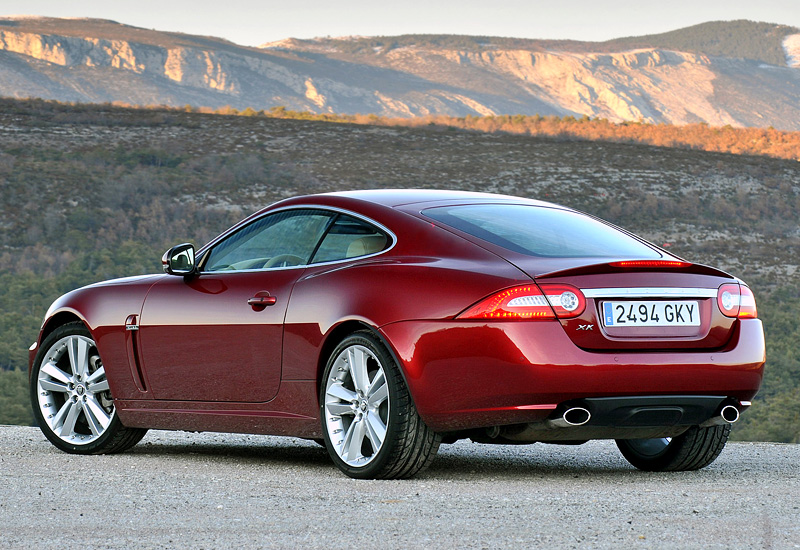 2009 Jaguar XK Coupe 2-door