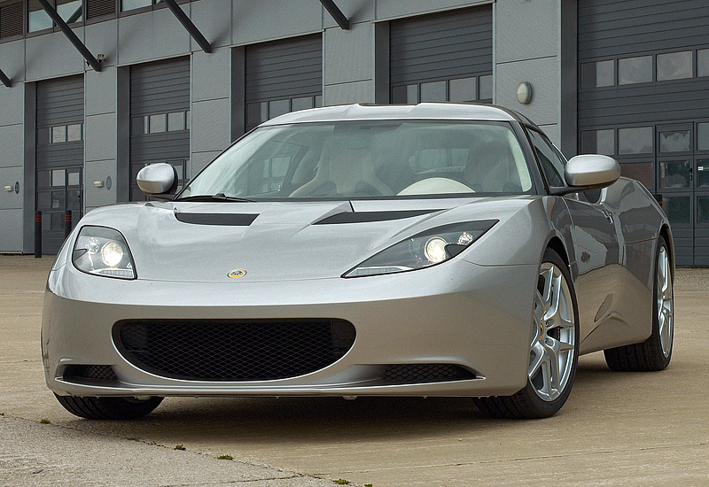 2009 Lotus Evora Coupe 2-door
