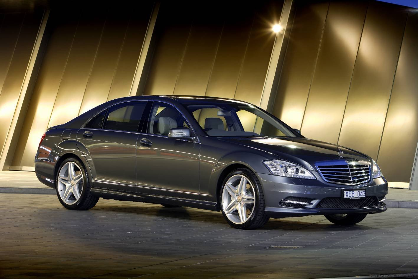 2009 Mercedes-Benz S-class Sedan 4-door