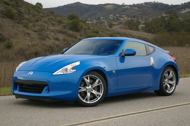 2009 Nissan 370Z Coupe 3-door
