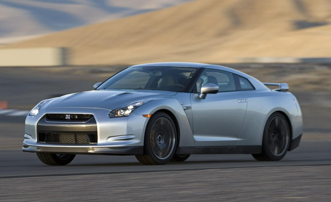 2009 Nissan GT-R Coupe 3-door