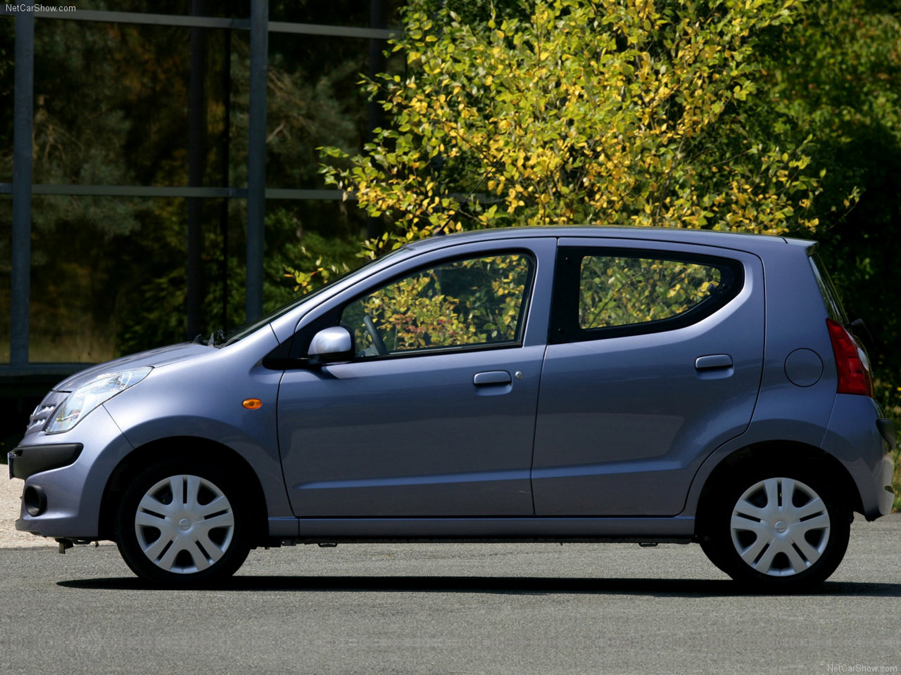 2009 Nissan Pixo Hatchback 5-door