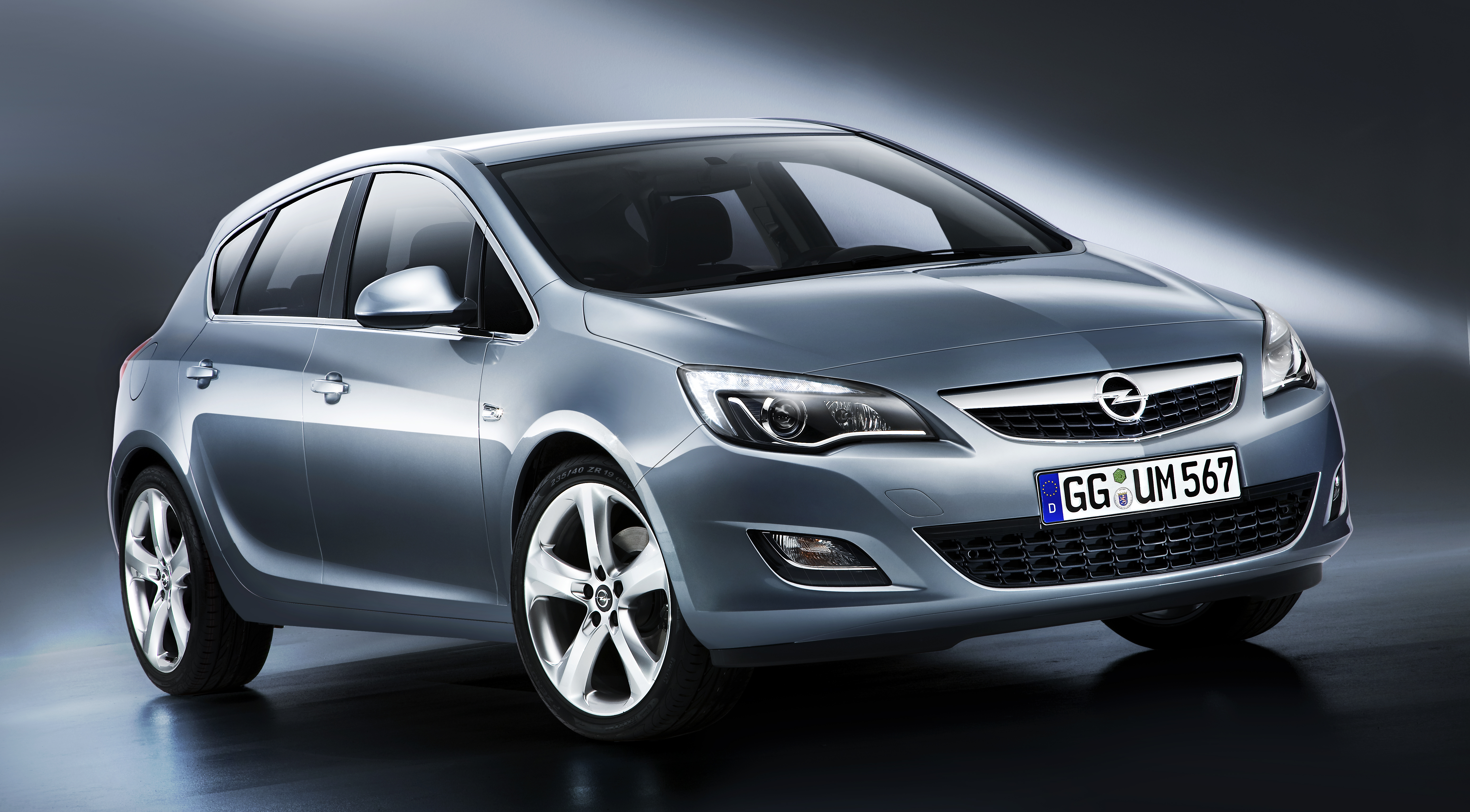 2009 Opel Astra Hatchback 5-door