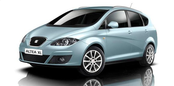 2009 Seat Altea Xl Stationwagon Car Specifications Technical Data