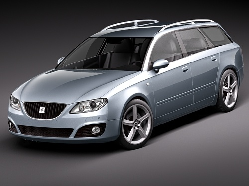 Seat Exeo Cars Specifications Technical Data