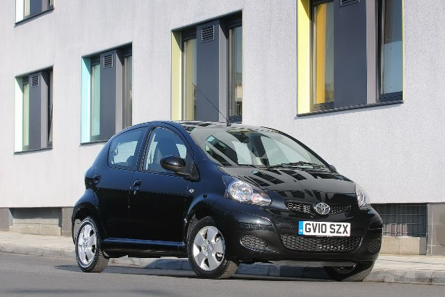 2009 Toyota Aygo Hatchback 5-door