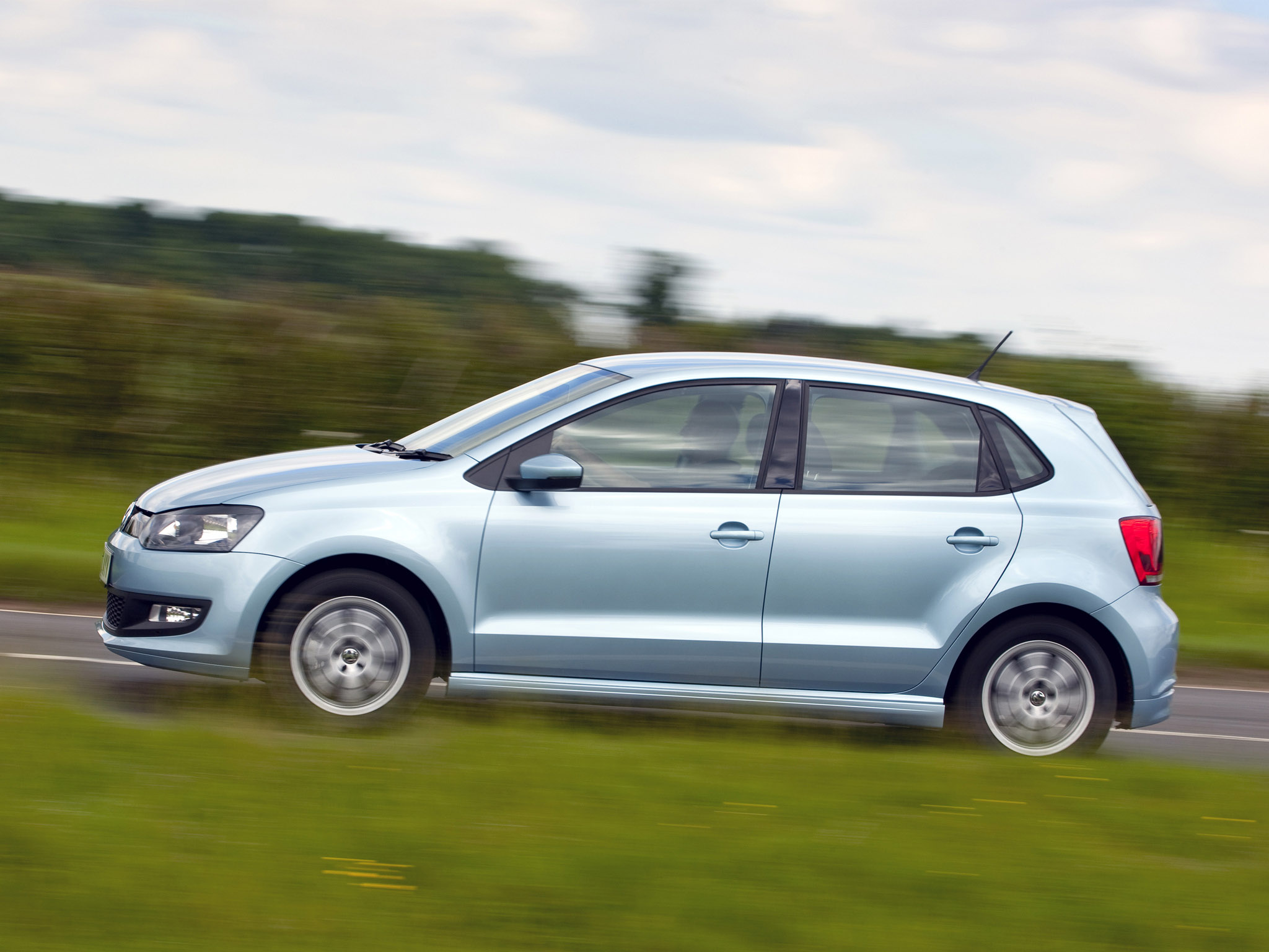 2009 Volkswagen Polo Hatchback 5-door