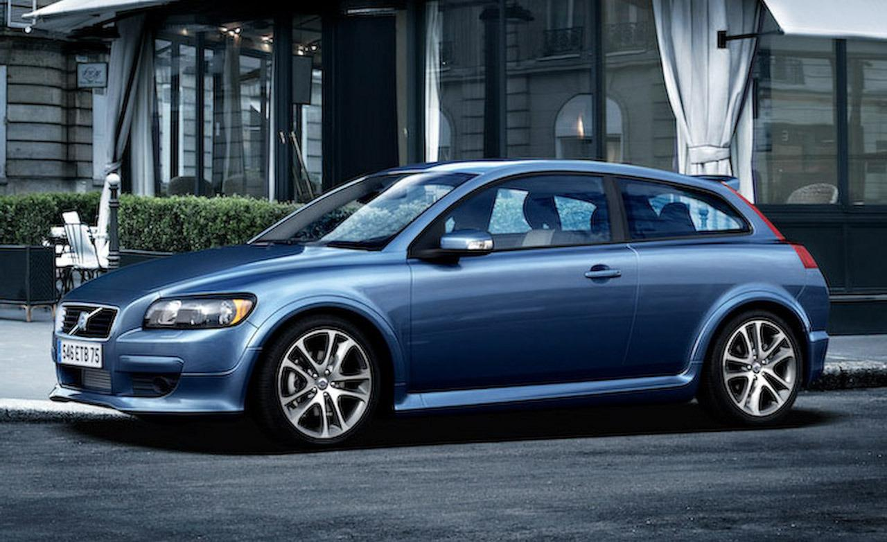 2009 Volvo C30 Coupe 3-door