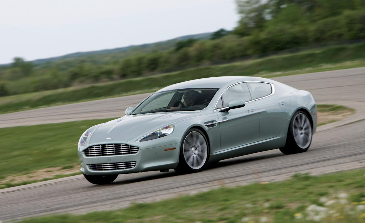 2010 Aston Martin Rapide Sedan 4-door