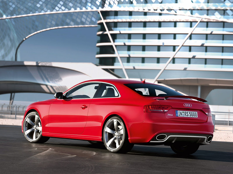 2010 Audi RS5 Coupe Coupe 2-door