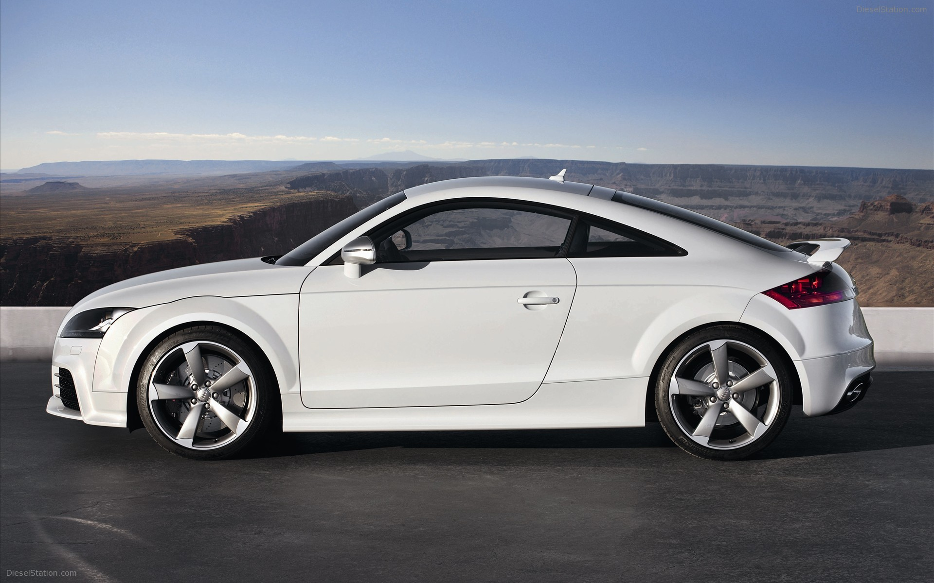 2010 Audi TT Coupe Coupe 2-door