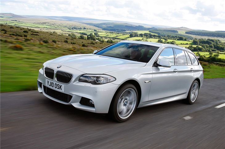 2010 BMW 5-serie Touring Wagon 5-door
