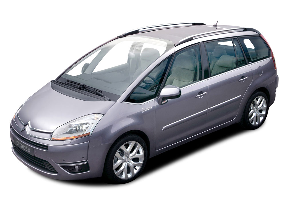 2010 Citroen Grand C4 Picasso Mpv 5-door