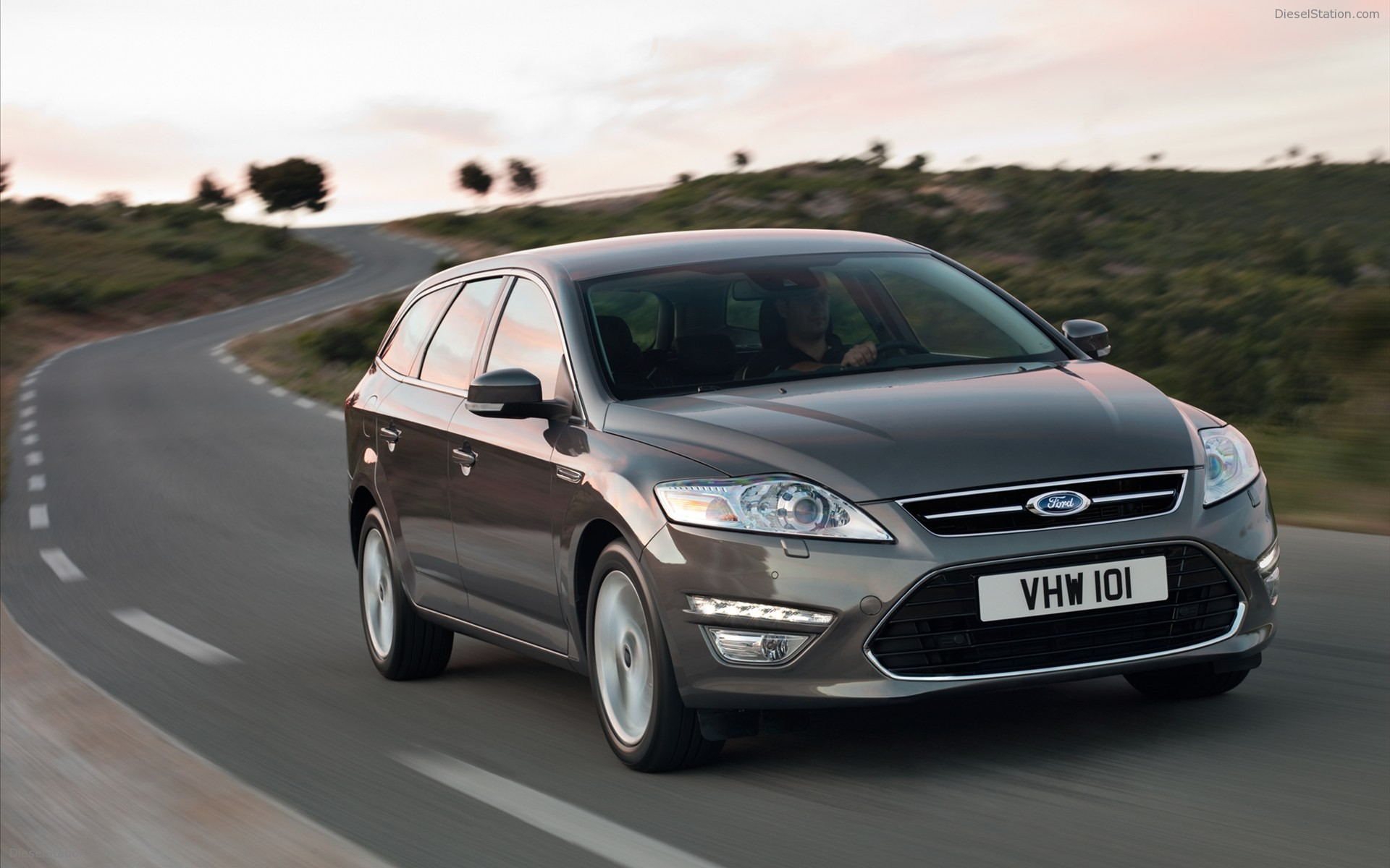2010 Ford Mondeo Wagon Wagon 5-door