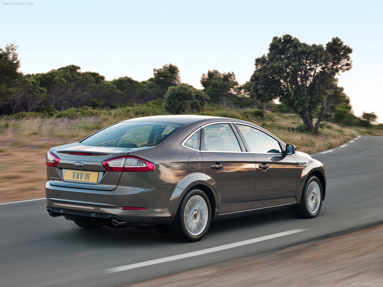 2010 Ford Mondeo Hatchback 5-door