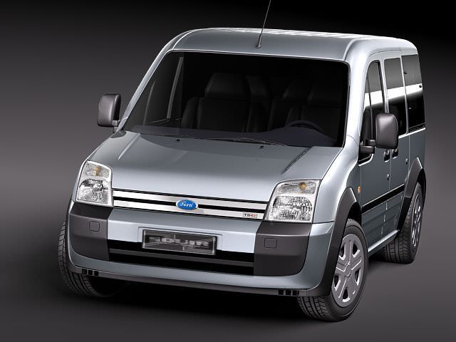 2010 Ford Tourneo Connect Mpv 5-door