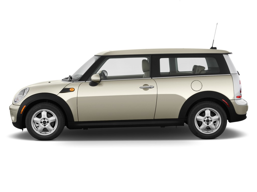 2010 Mini Clubman Wagon 4-door