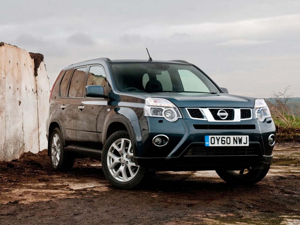 2010 Nissan X-Trail Suv 5-door