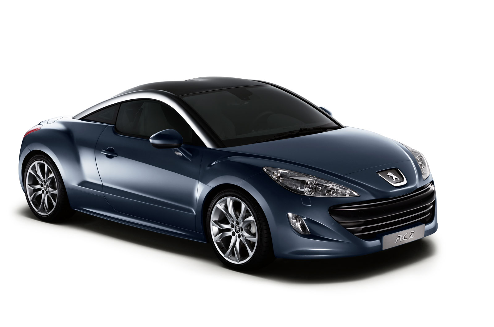 2010 Peugeot RCZ Coupe 2-door