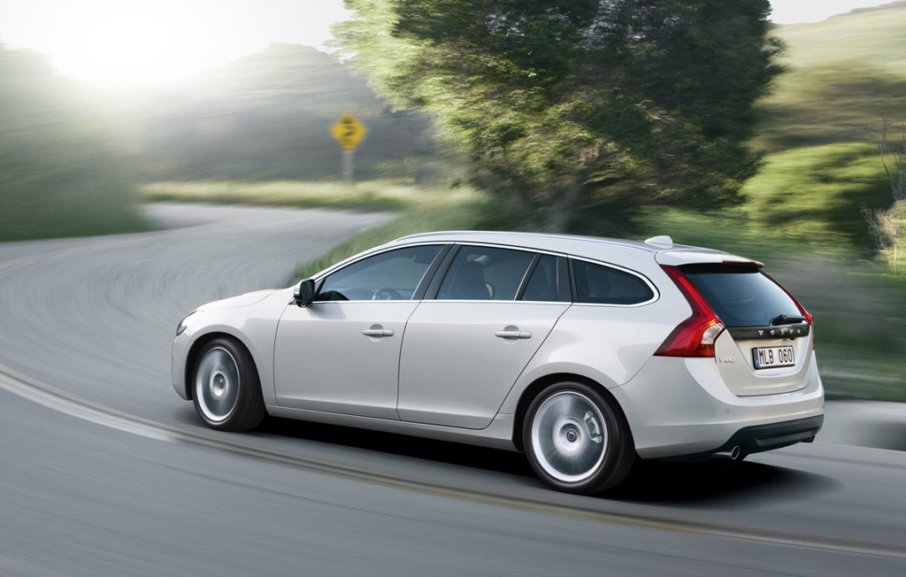 2010 Volvo V60 Wagon 5-door