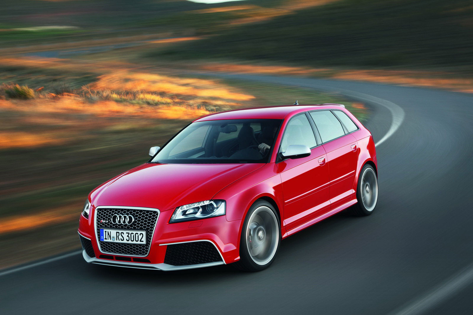 2011 Audi RS3 Sportback Hatchback 5-door