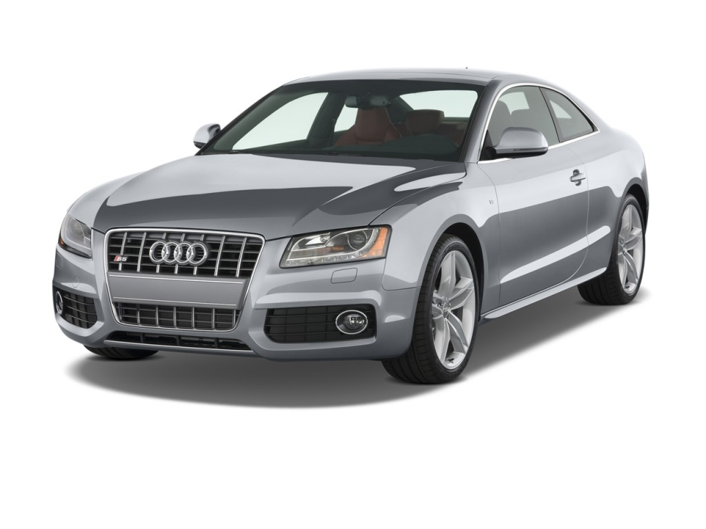 2011 Audi S5 Coupe Coupe 2-door