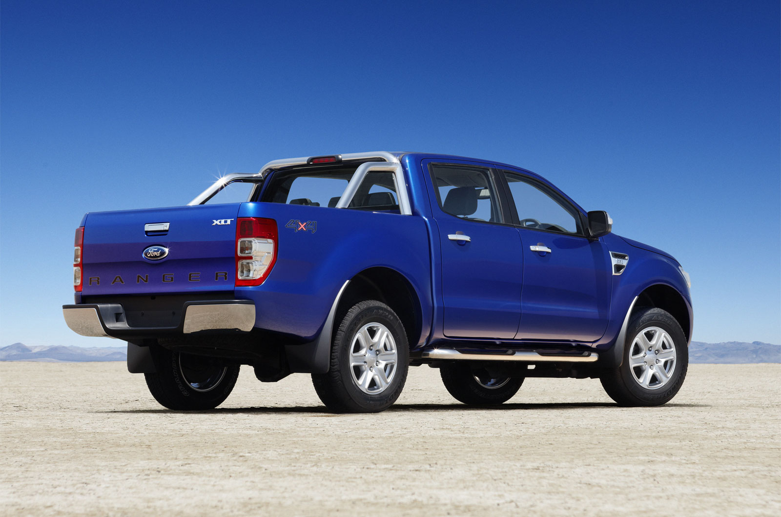 2011 Ford Ranger Double Cab Pick-up 4-door