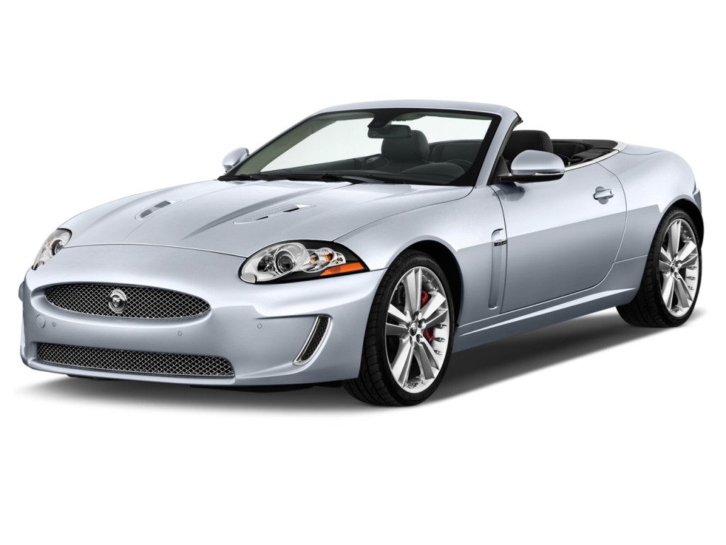 2011 Jaguar XK Convertible Convertible 2-door
