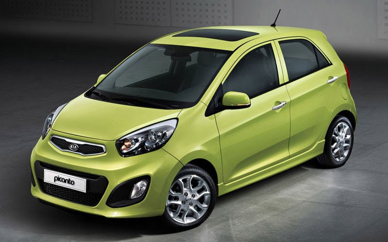 2011 Kia Picanto Hatchback 3-door