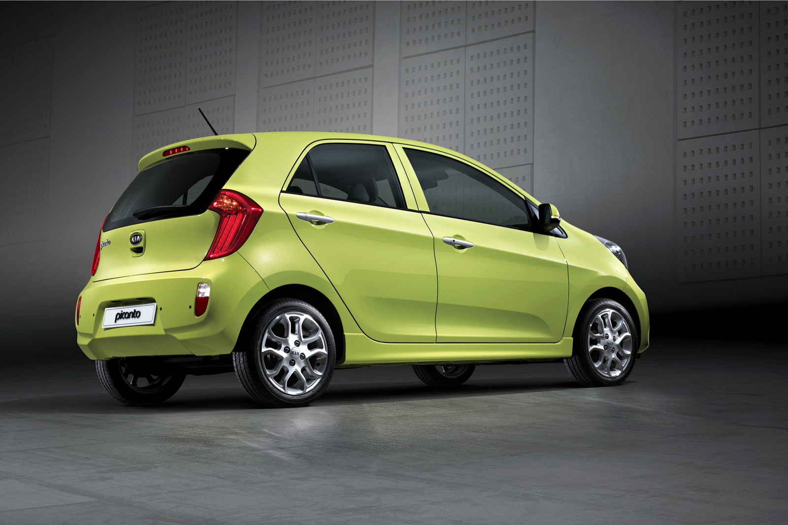 2011 Kia Picanto Hatchback 5-door
