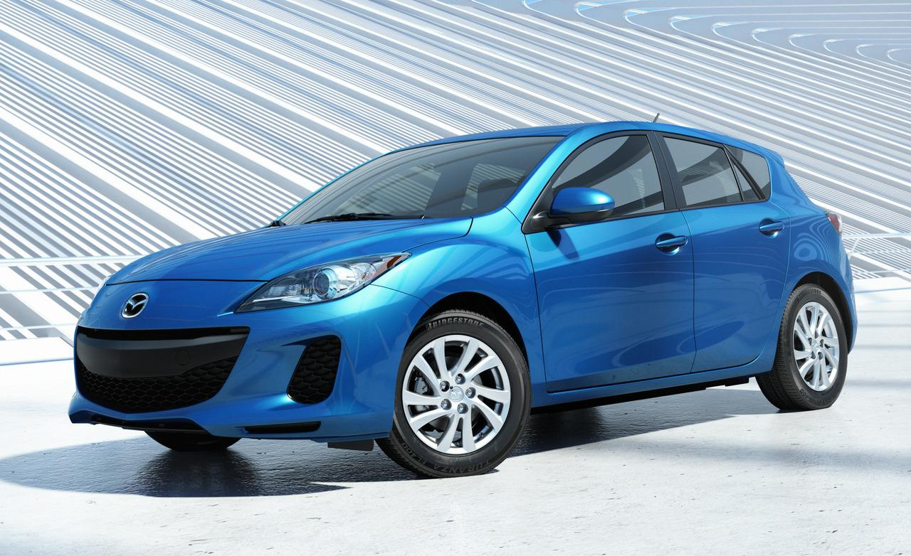 2011 Mazda 3 Hatchback 5-door