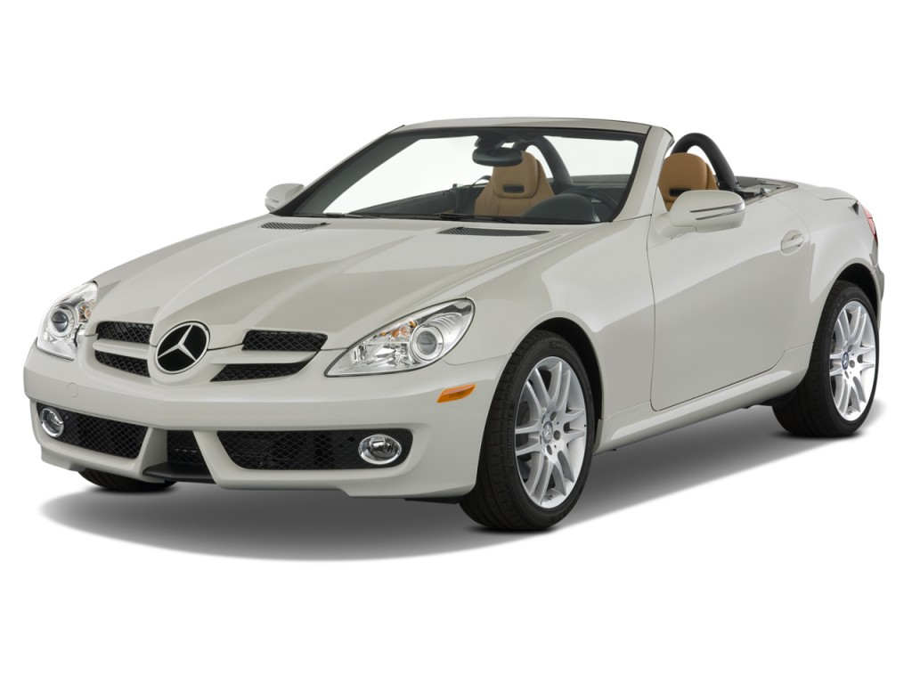 2011 Mercedes-Benz SLK-class Convertible 2-door