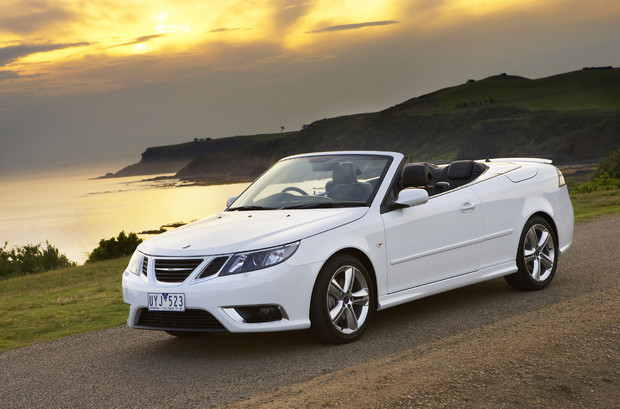 2011 Saab 9-3 Cabriolet Convertible 2-door