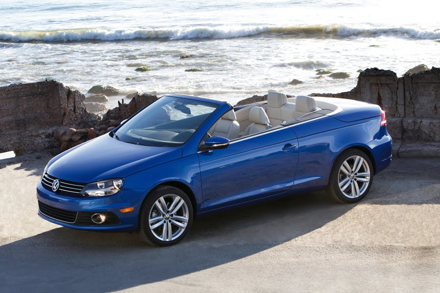 2011 Volkswagen Eos Convertible 2-door