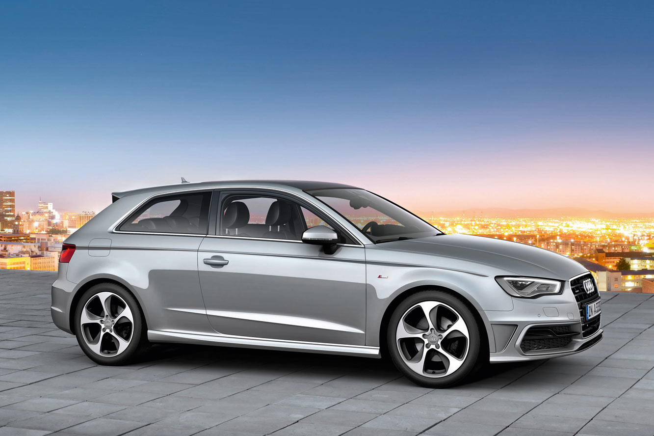 2012 Audi A3 Hatchback 3-door
