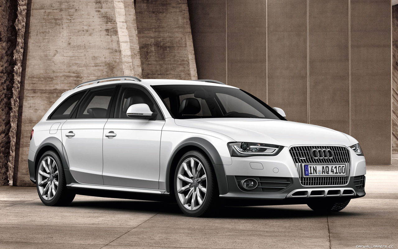 2012 Audi A4 Allroad Wagon 5-door