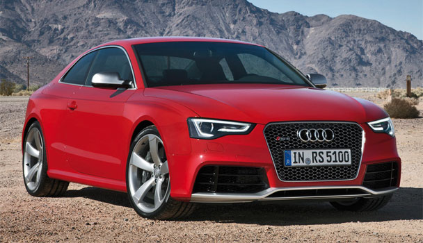 2012 Audi RS5 Coupe Coupe 2-door