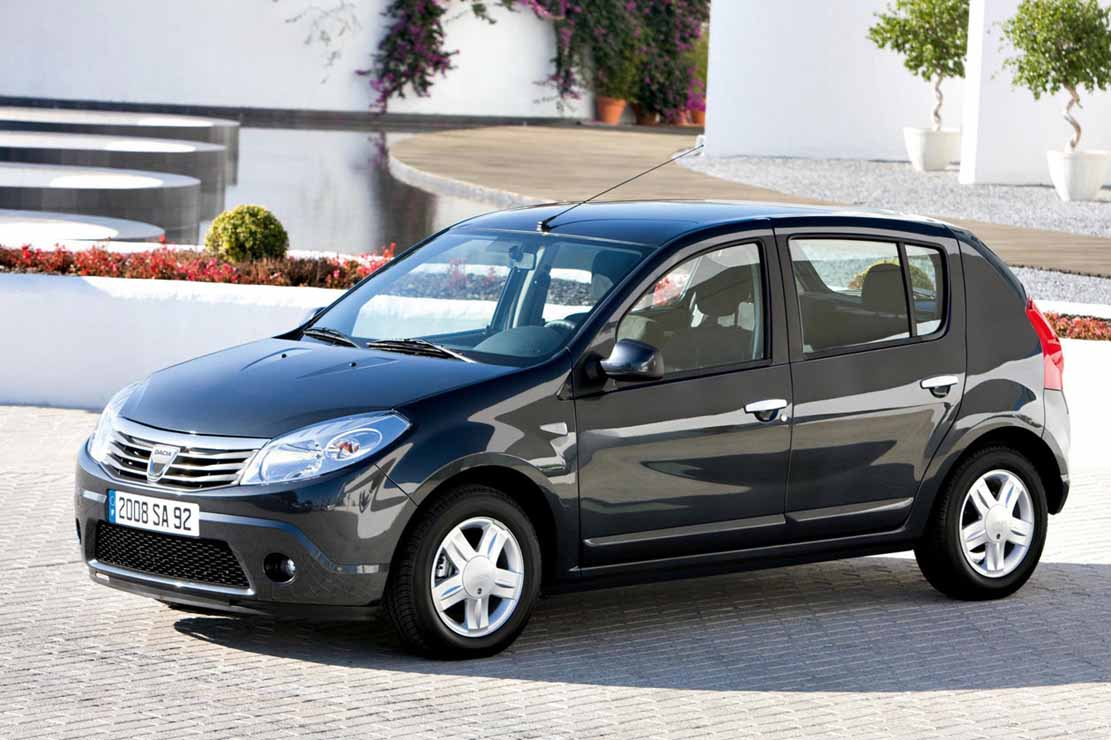 2012 Dacia Sandero Hatchback 5-door