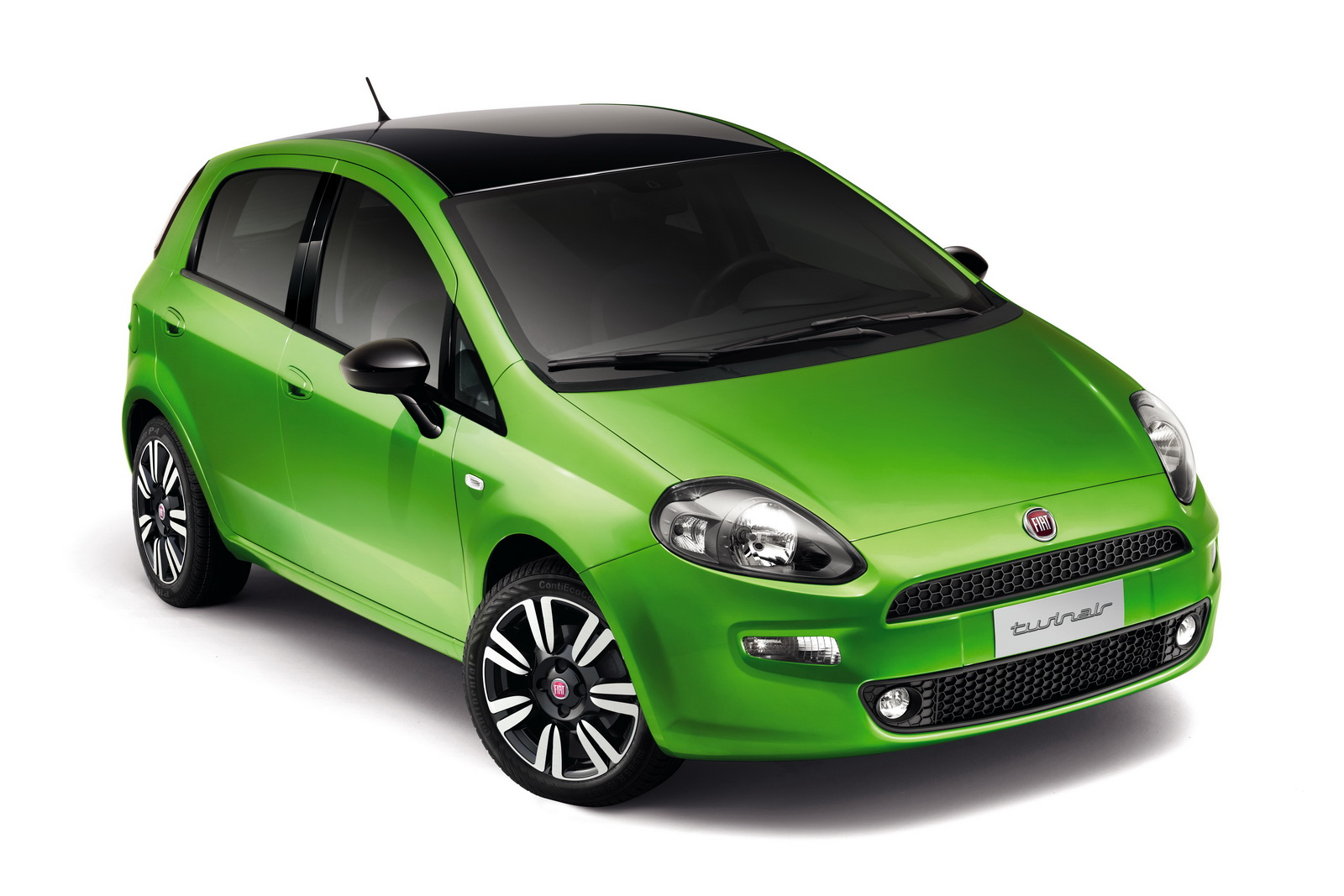 2012 Fiat Punto Hatchback 5-door