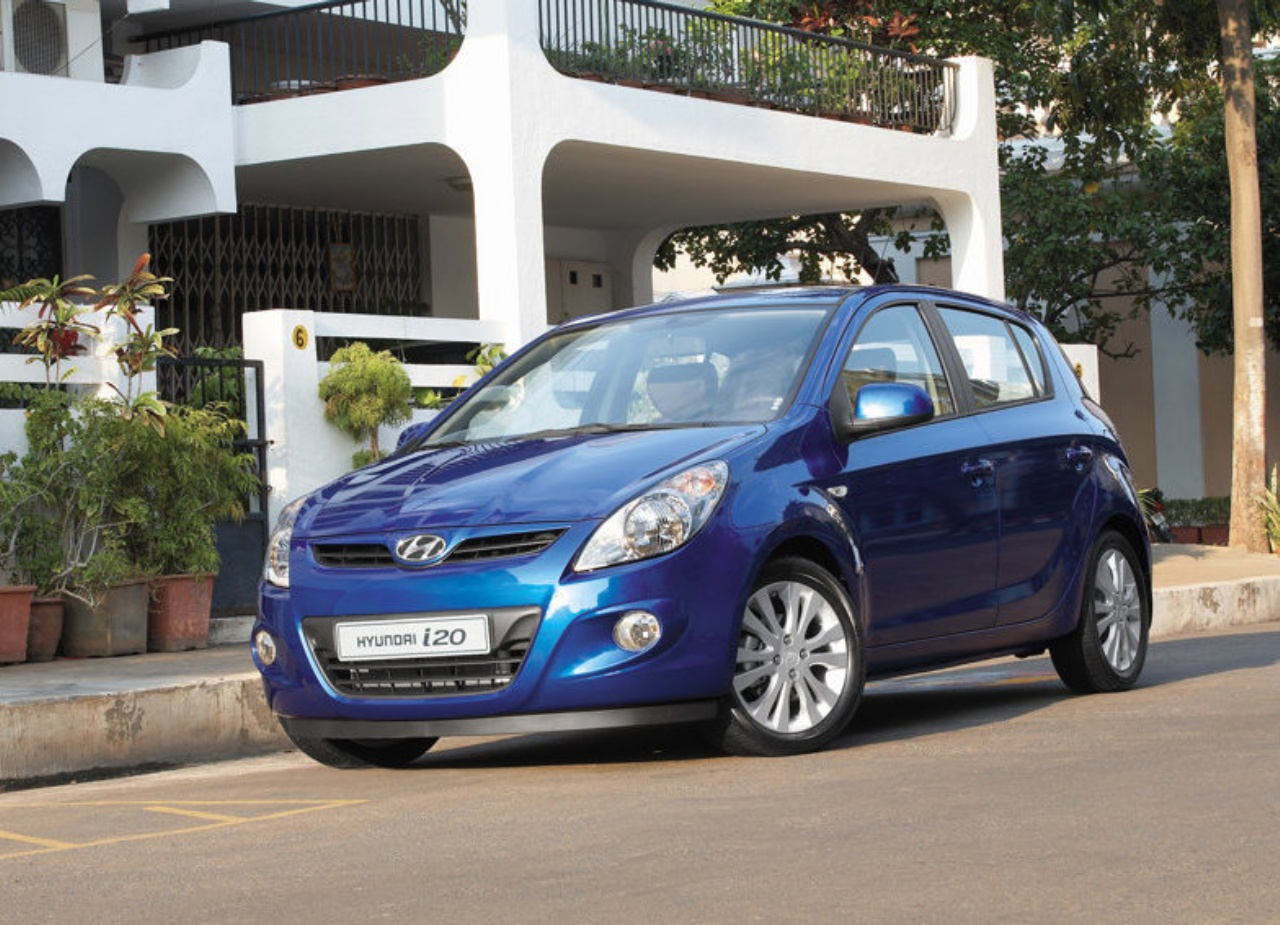2012 Hyundai i20 Hatchback 3-door