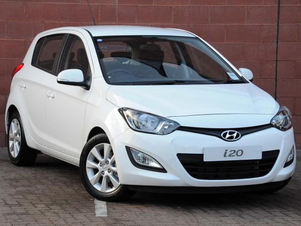 2012 Hyundai i20 Hatchback 5-door