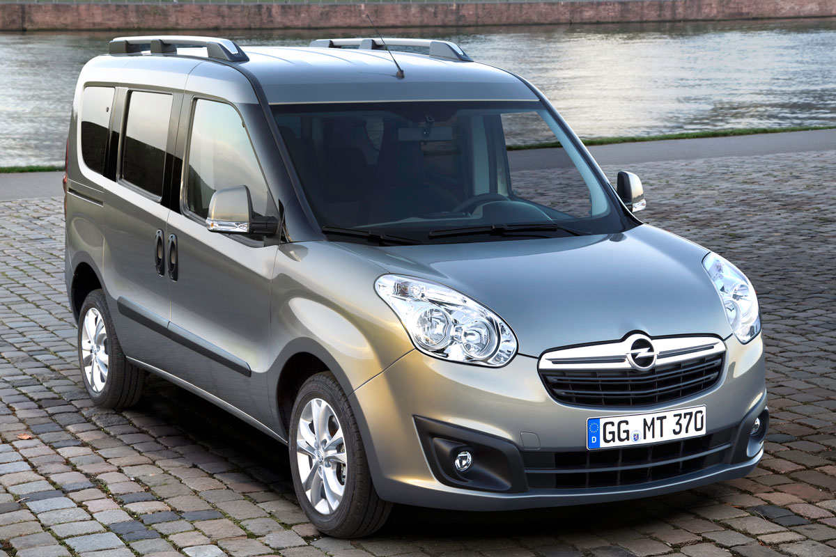 2012 Opel Combo Tour Mpv 5-door