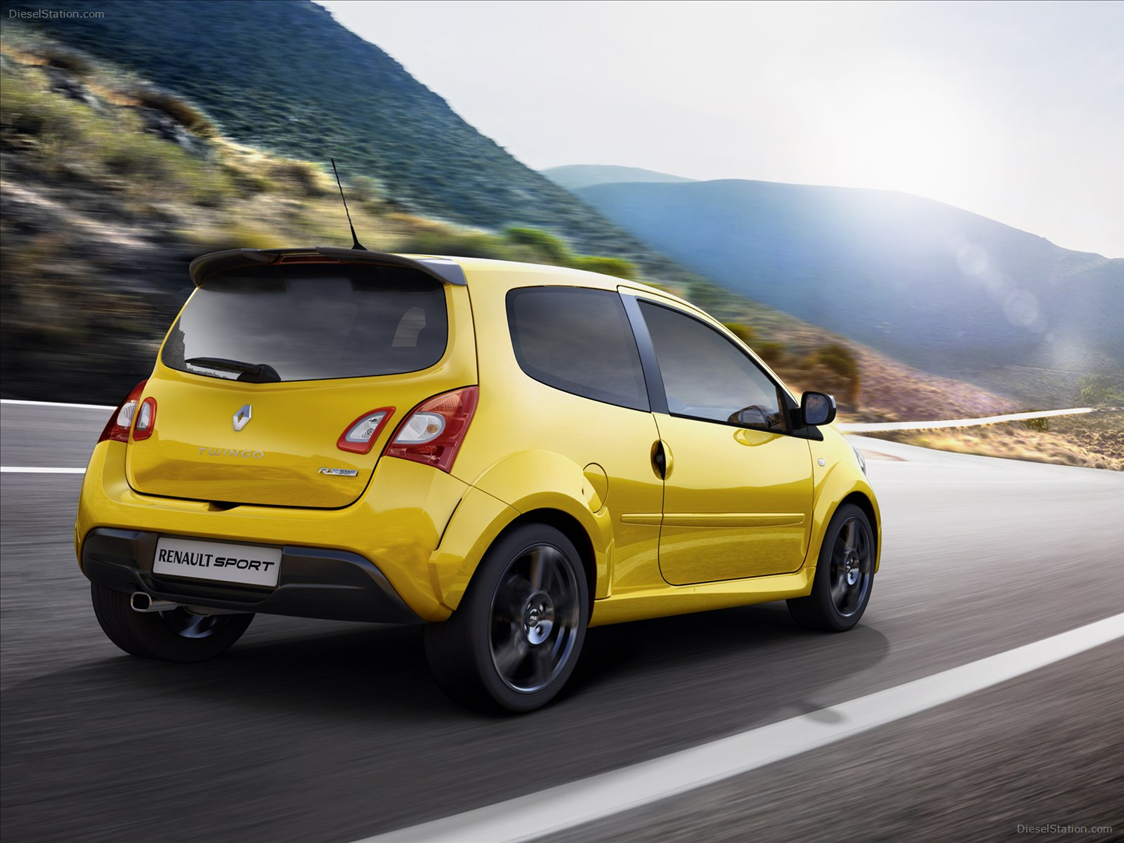2012 Renault Twingo Hatchback 3-door