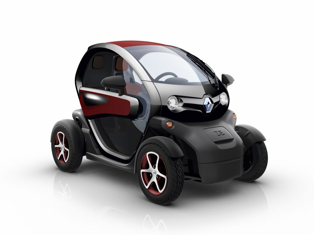 2012 Renault Twizy Hatchback 2-door