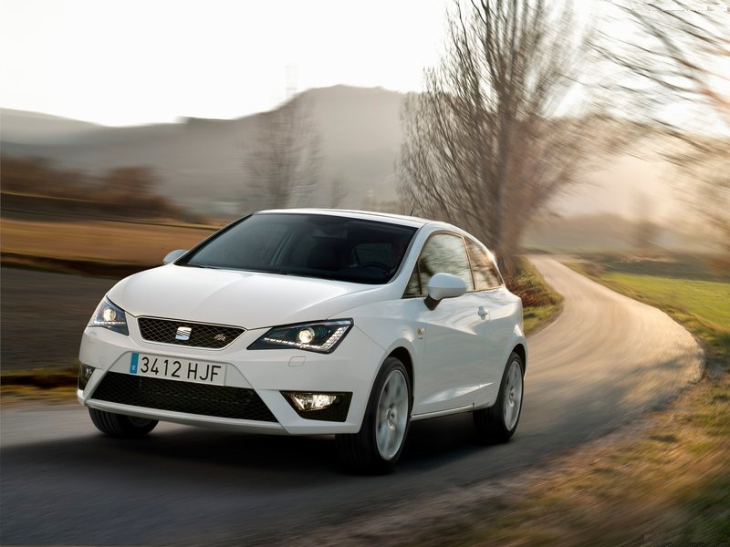 2012 Seat Ibiza SC Hatchback 3-door