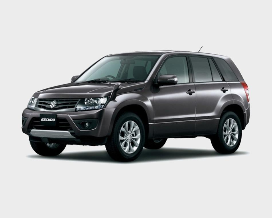 2012 Suzuki Grand Vitara Suv 3-door