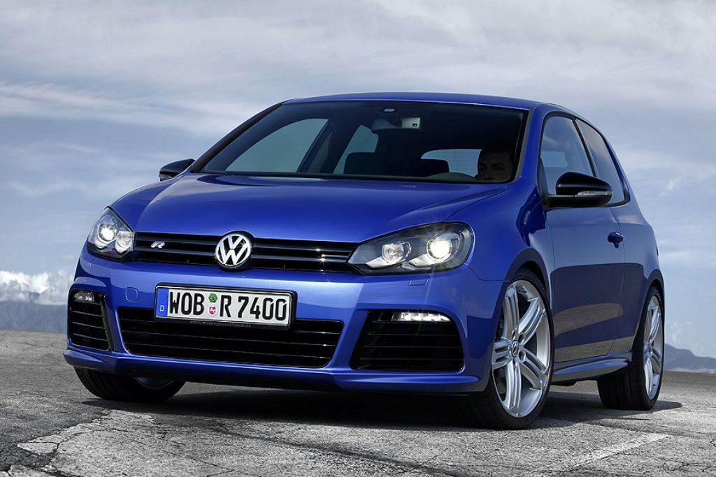 2012 Volkswagen Golf Hatchback 3-door