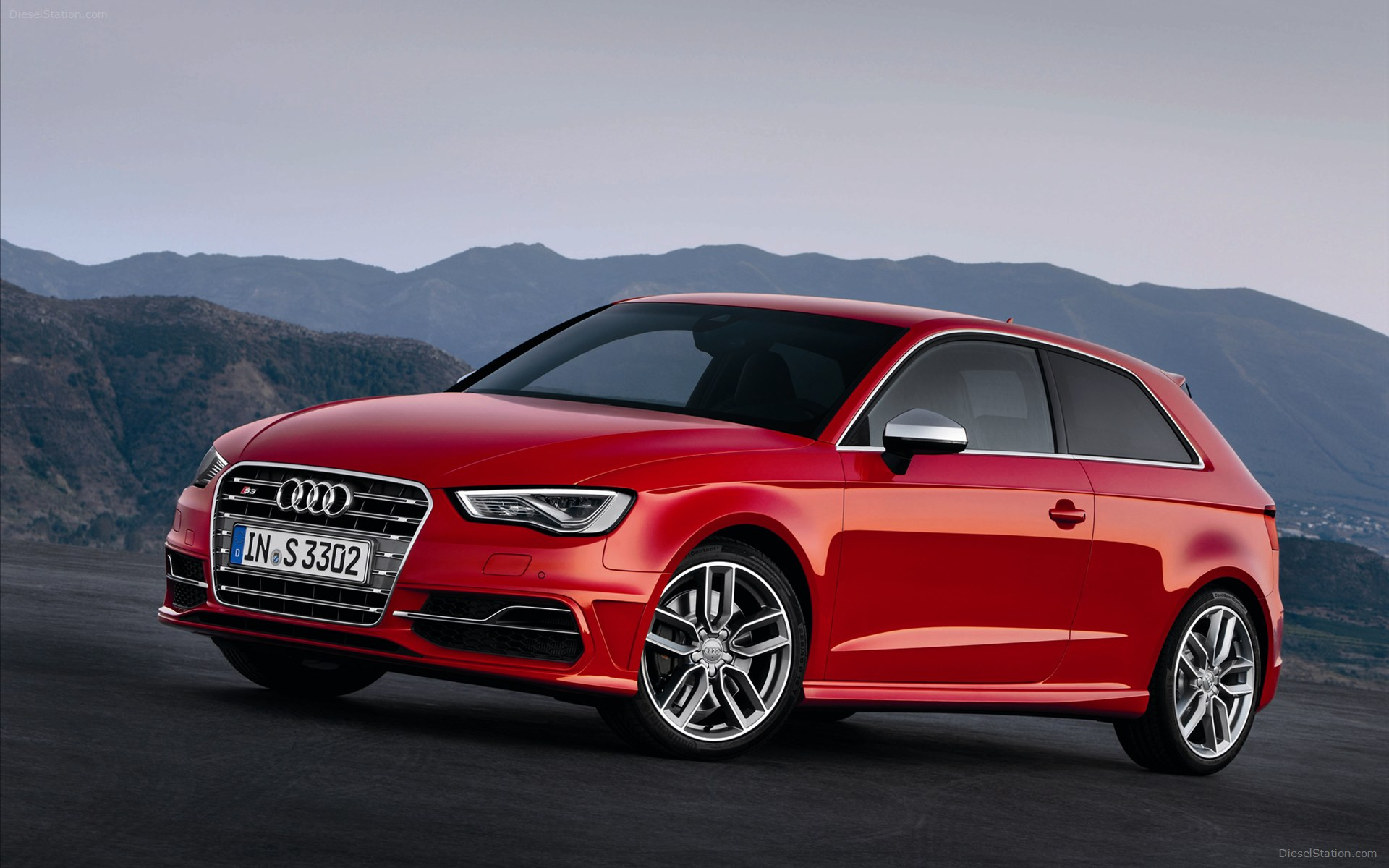 2013 Audi S3 Hatchback 3-door