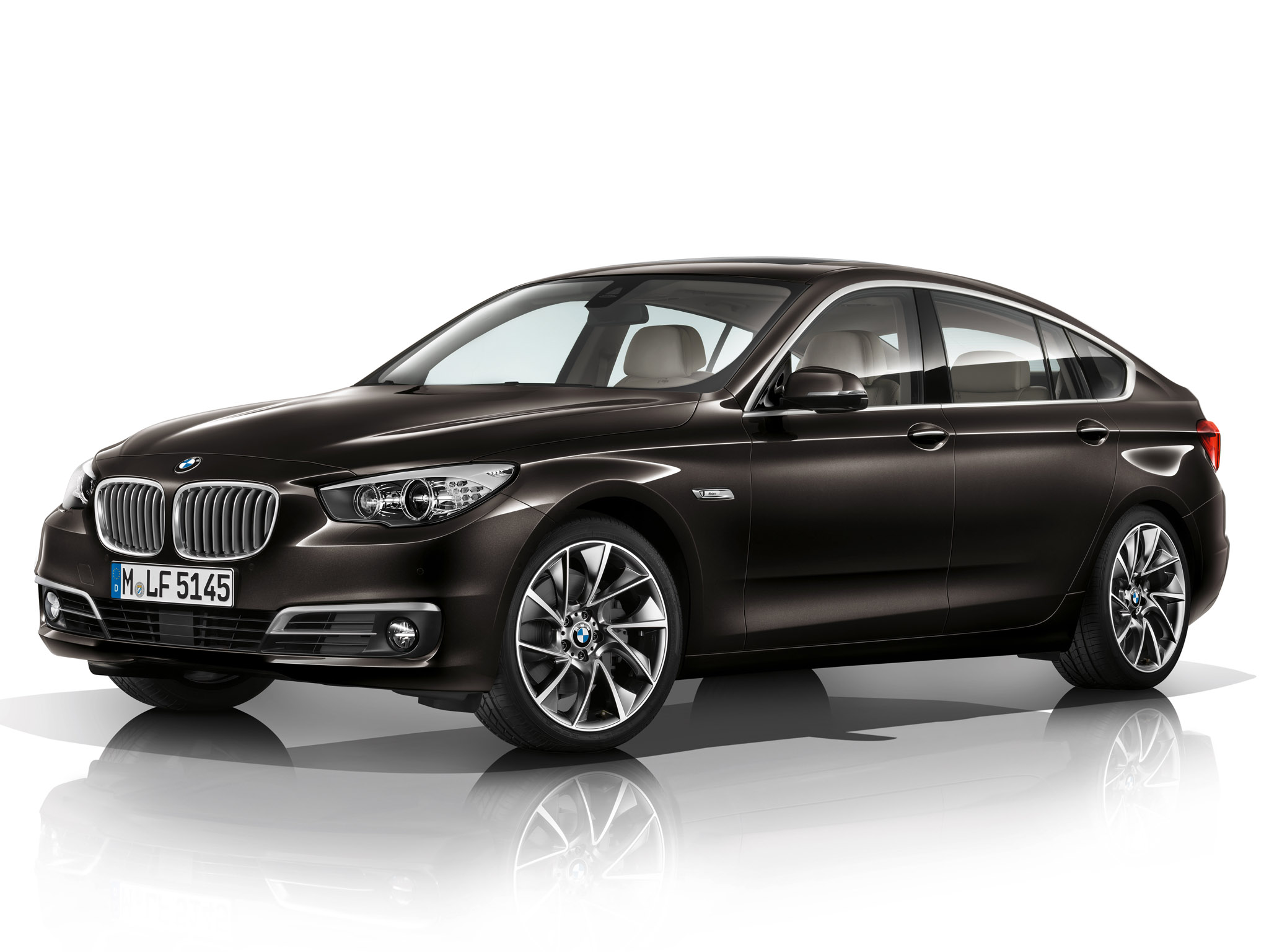 2013 BMW 5-serie Gran Turismo Hatchback 5-door