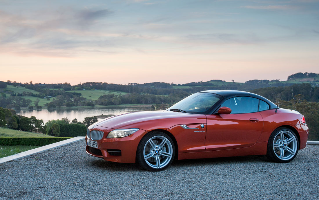 2013 BMW Z4 Roadster Convertible 2-door